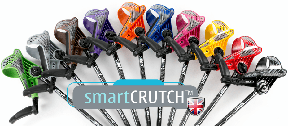 Adjustable Smart Crutches