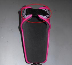 velcro straps for smartcrutch forearm cuff