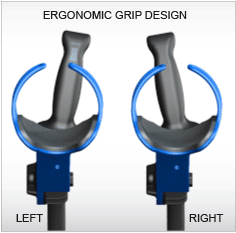 ergonomic crutches design